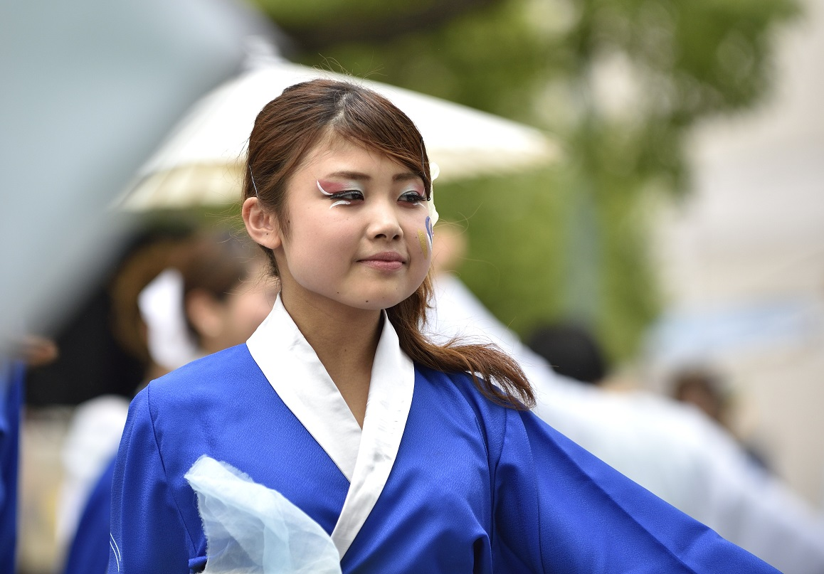 犬山踊芸祭「浜松学生連 鰻陀羅」_f0184198_1540696.jpg