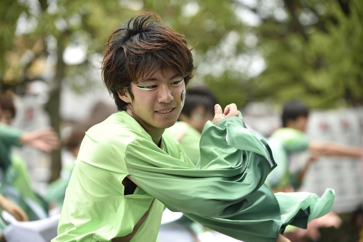 犬山踊芸祭「浜松学生連 鰻陀羅」_f0184198_1541144.jpg