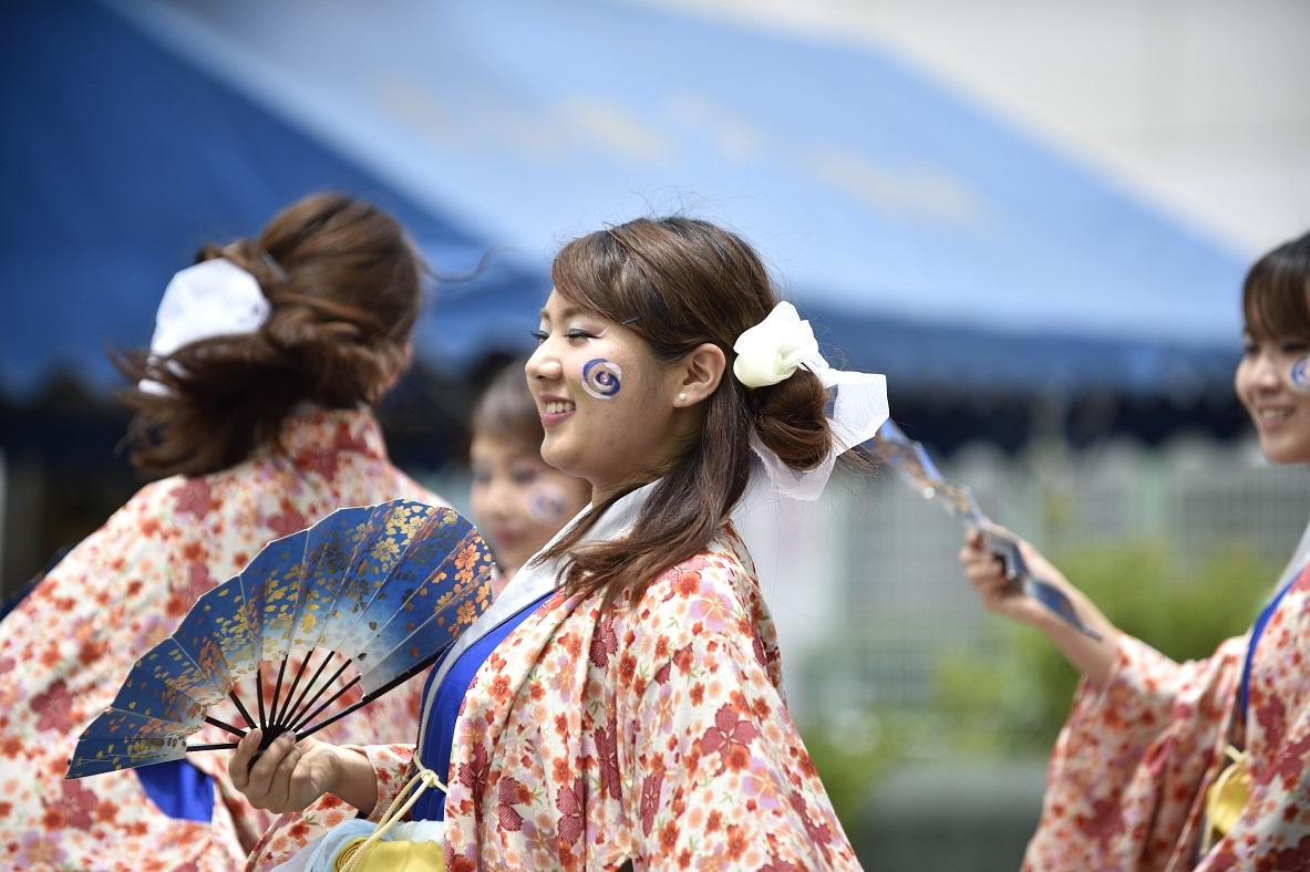 犬山踊芸祭「浜松学生連 鰻陀羅」_f0184198_15411677.jpg