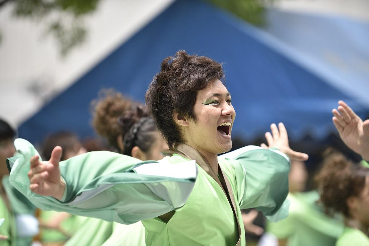 犬山踊芸祭「浜松学生連 鰻陀羅」_f0184198_15413029.jpg
