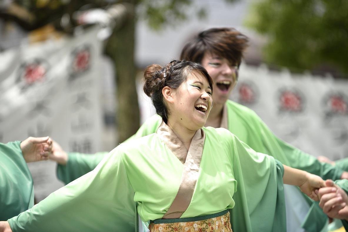 犬山踊芸祭「浜松学生連 鰻陀羅」_f0184198_15414336.jpg