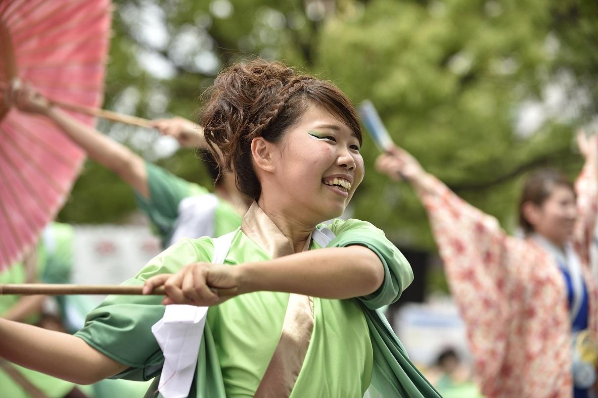 犬山踊芸祭「浜松学生連 鰻陀羅」_f0184198_1541930.jpg