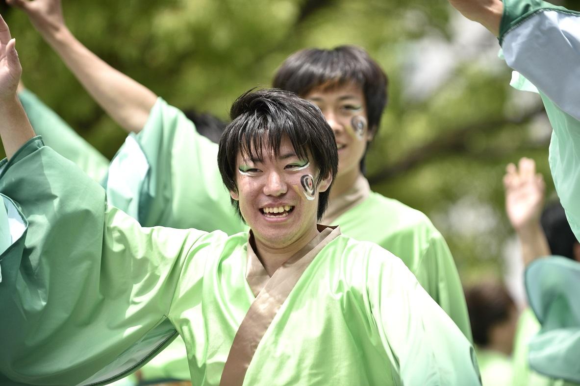 犬山踊芸祭「浜松学生連 鰻陀羅」_f0184198_1542460.jpg