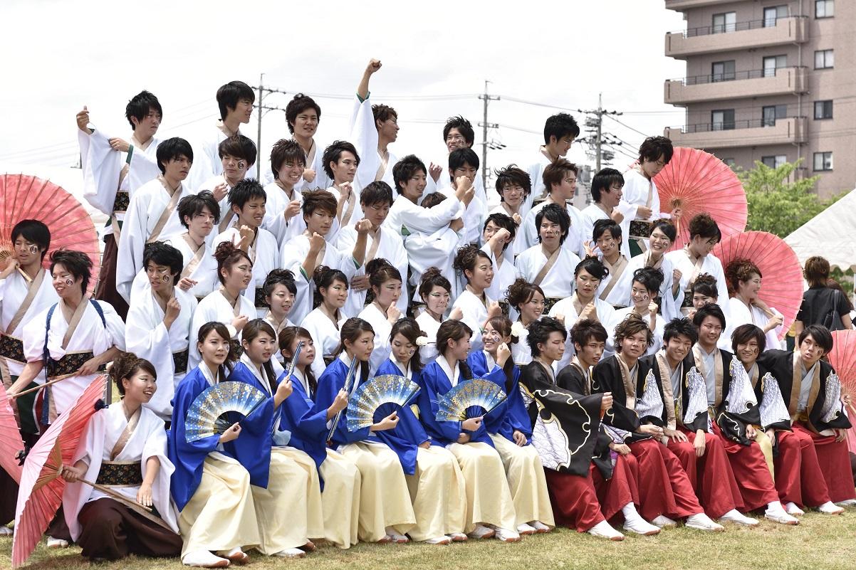 犬山踊芸祭「浜松学生連 鰻陀羅」_f0184198_15505453.jpg