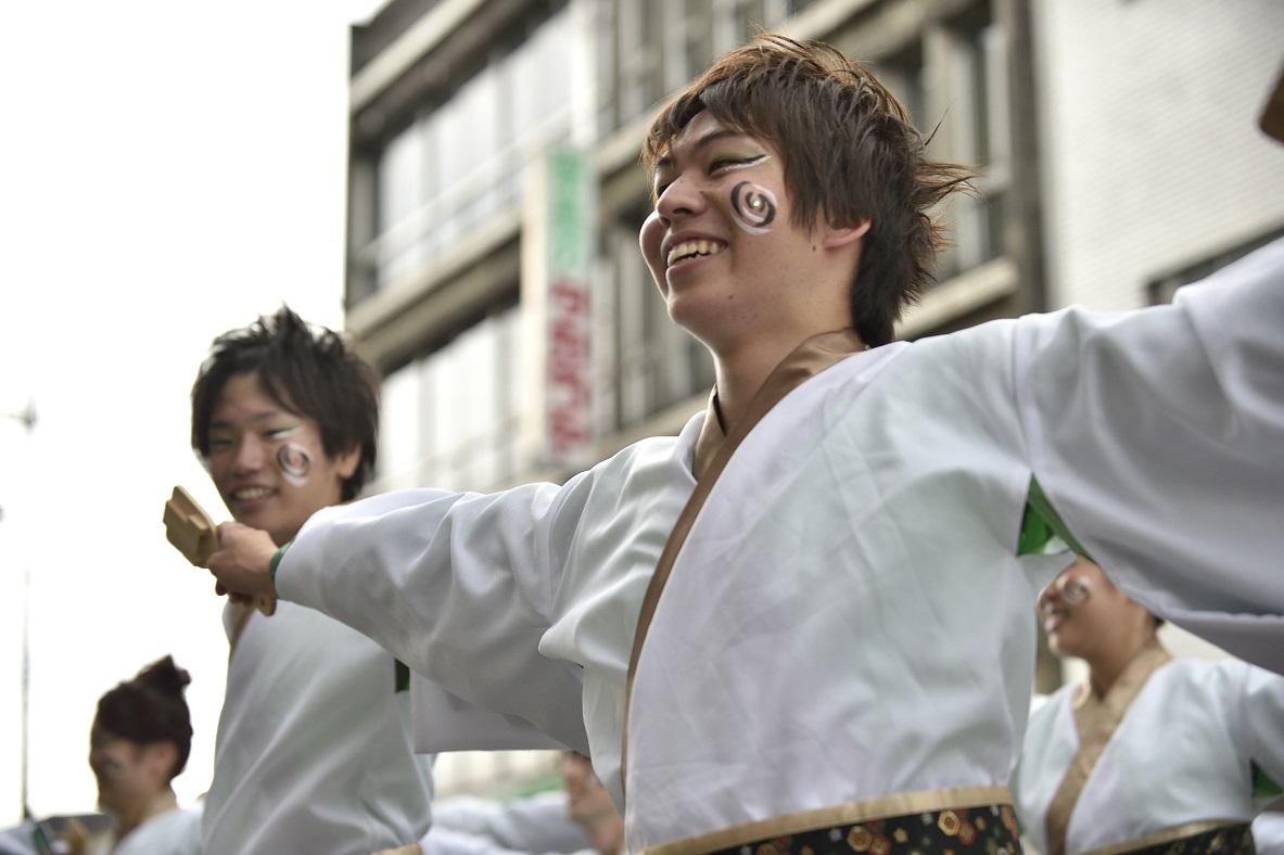 犬山踊芸祭「浜松学生連 鰻陀羅」_f0184198_15512275.jpg