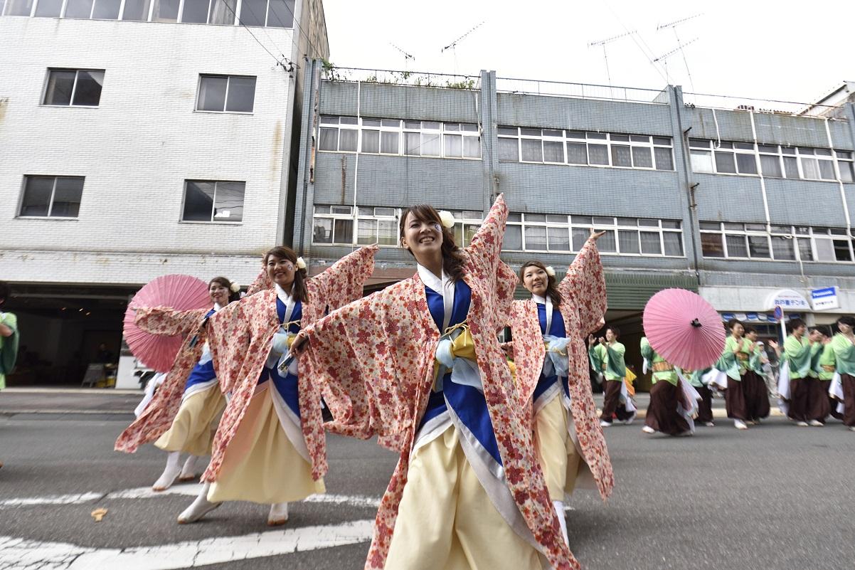 犬山踊芸祭「浜松学生連 鰻陀羅」_f0184198_1551239.jpg