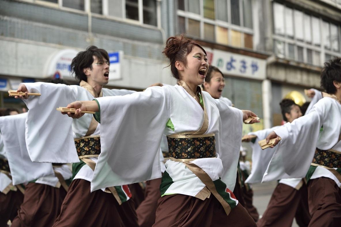 犬山踊芸祭「浜松学生連 鰻陀羅」_f0184198_15513427.jpg