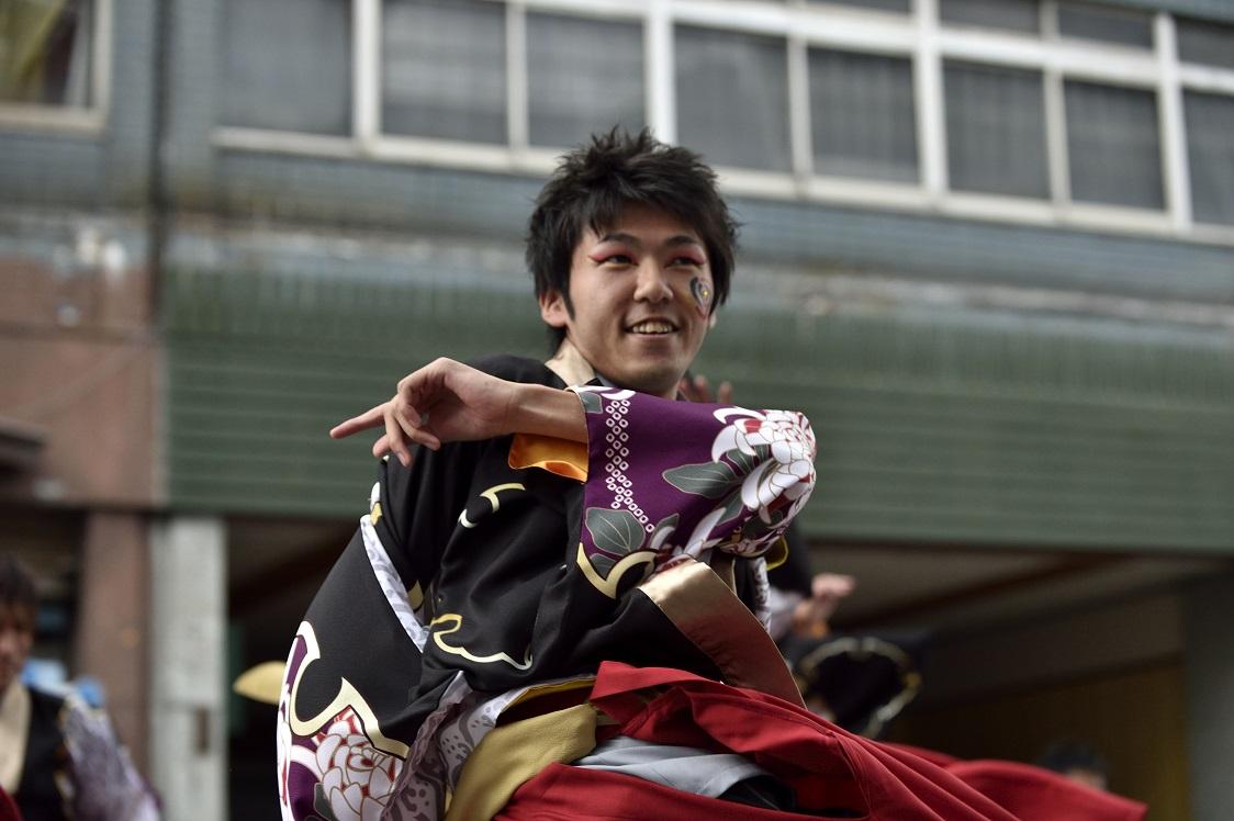 犬山踊芸祭「浜松学生連 鰻陀羅」_f0184198_15514087.jpg