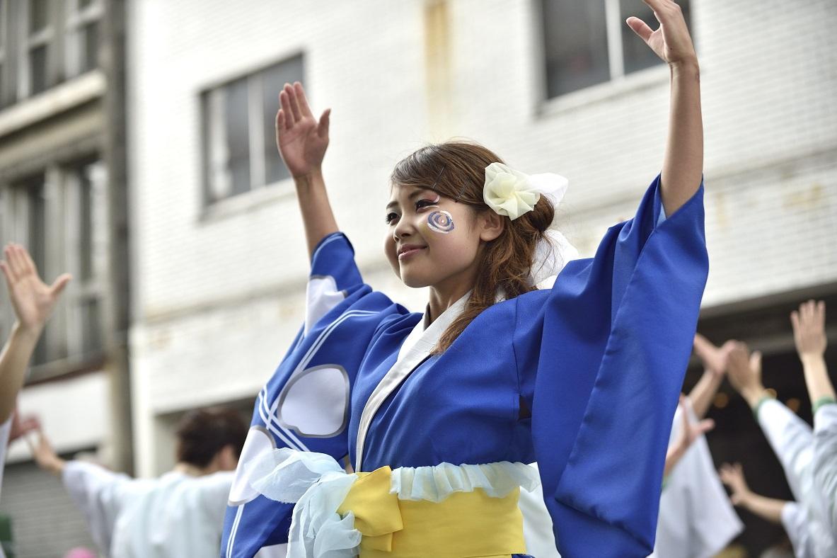 犬山踊芸祭「浜松学生連 鰻陀羅」_f0184198_15514648.jpg