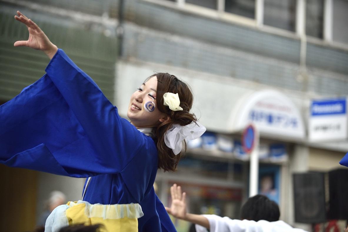犬山踊芸祭「浜松学生連 鰻陀羅」_f0184198_15515157.jpg