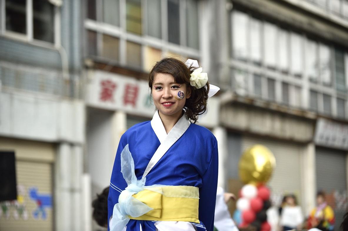 犬山踊芸祭「浜松学生連 鰻陀羅」_f0184198_15515610.jpg