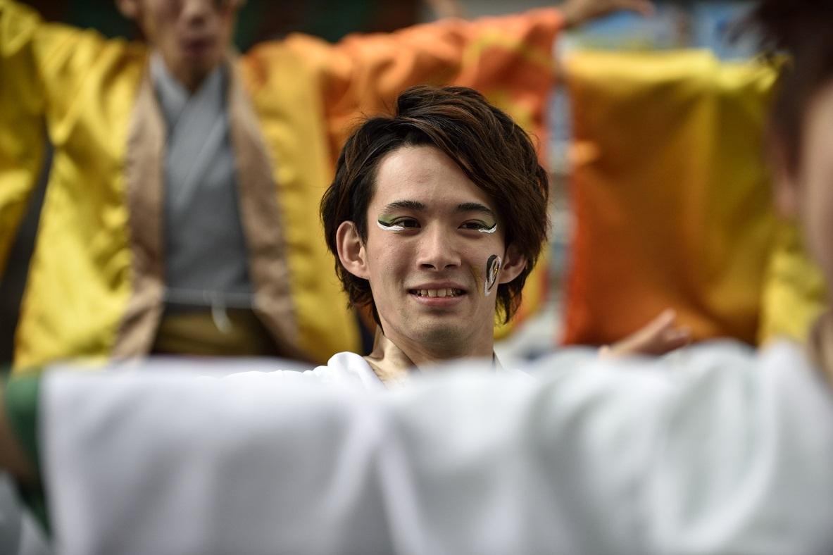 犬山踊芸祭「浜松学生連 鰻陀羅」_f0184198_15521379.jpg