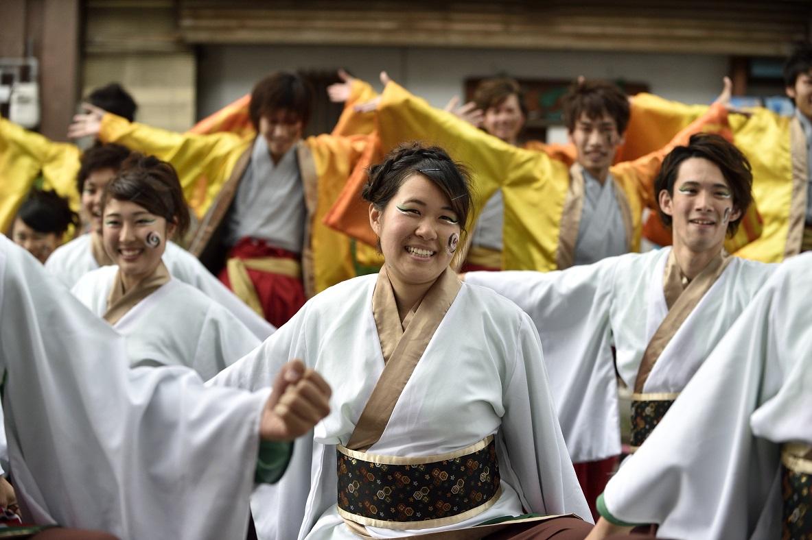 犬山踊芸祭「浜松学生連 鰻陀羅」_f0184198_15522041.jpg