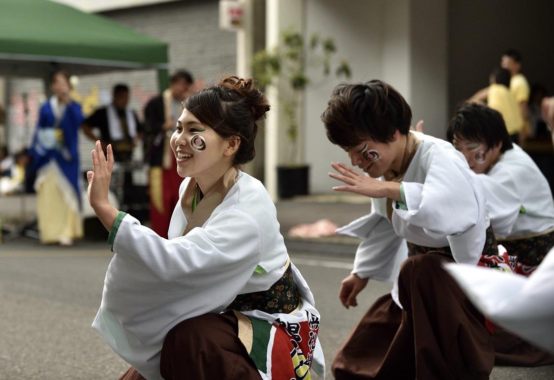 犬山踊芸祭「浜松学生連 鰻陀羅」_f0184198_15522633.jpg