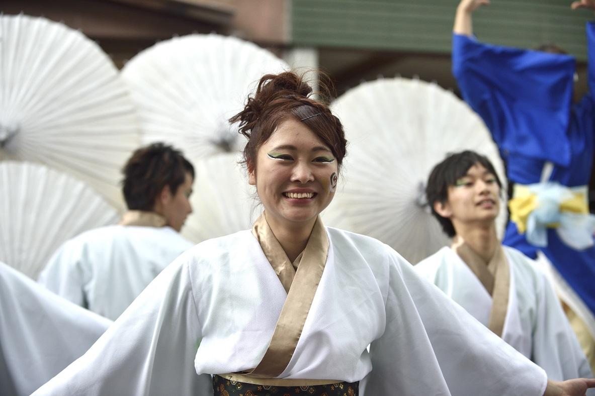 犬山踊芸祭「浜松学生連 鰻陀羅」_f0184198_1552336.jpg