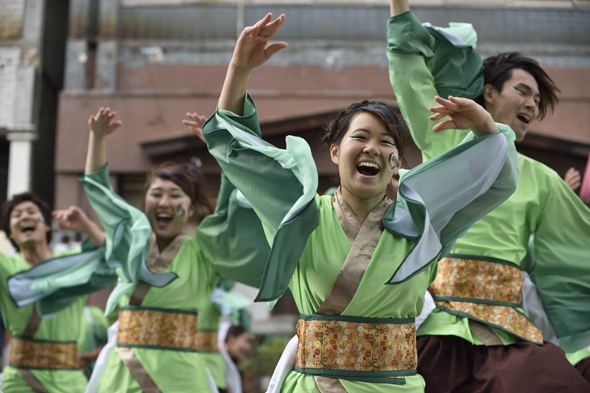 犬山踊芸祭「浜松学生連 鰻陀羅」_f0184198_15523867.jpg