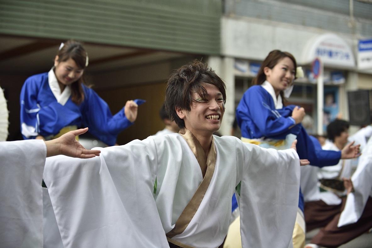 犬山踊芸祭「浜松学生連 鰻陀羅」_f0184198_1552965.jpg