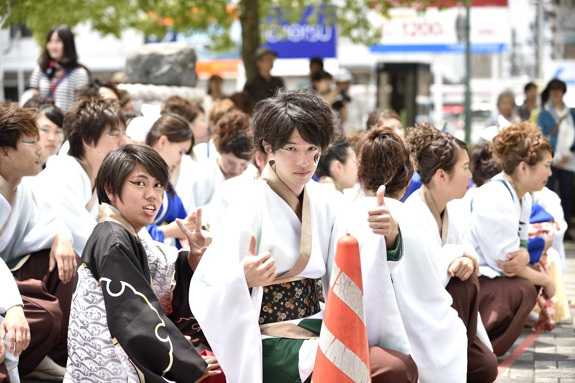犬山踊芸祭「浜松学生連 鰻陀羅」_f0184198_15532814.jpg