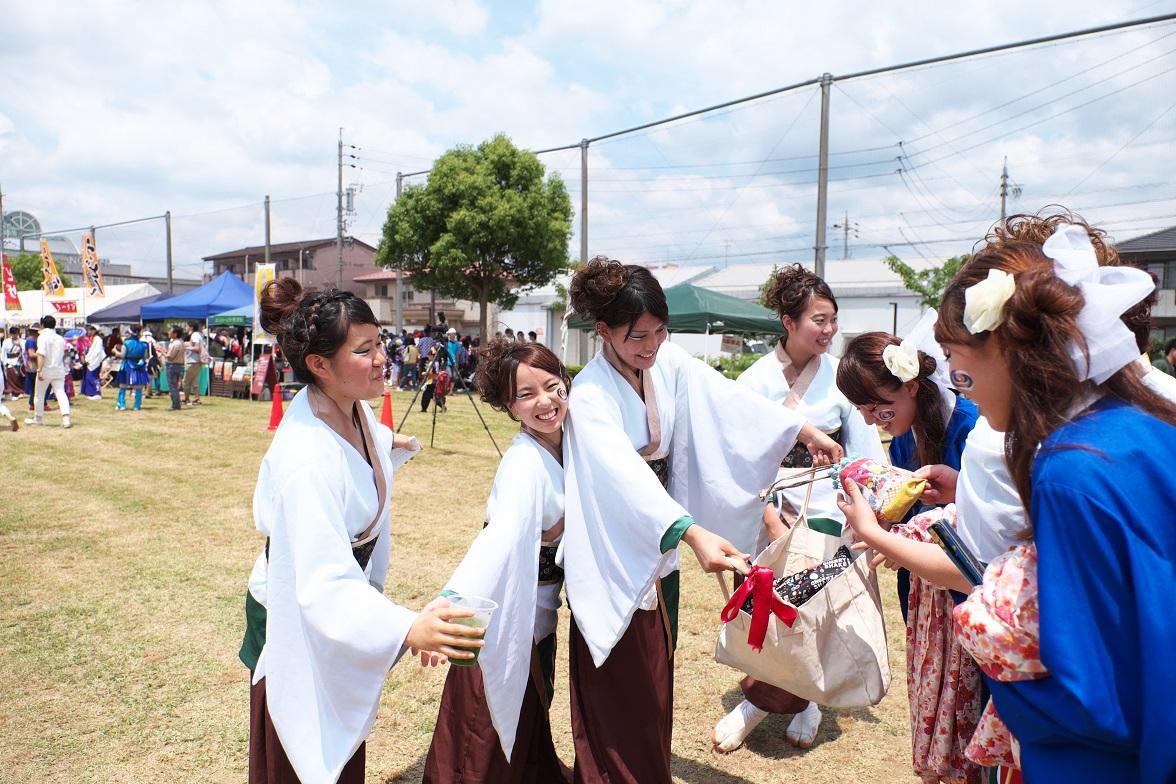 犬山踊芸祭「浜松学生連 鰻陀羅」_f0184198_15533550.jpg