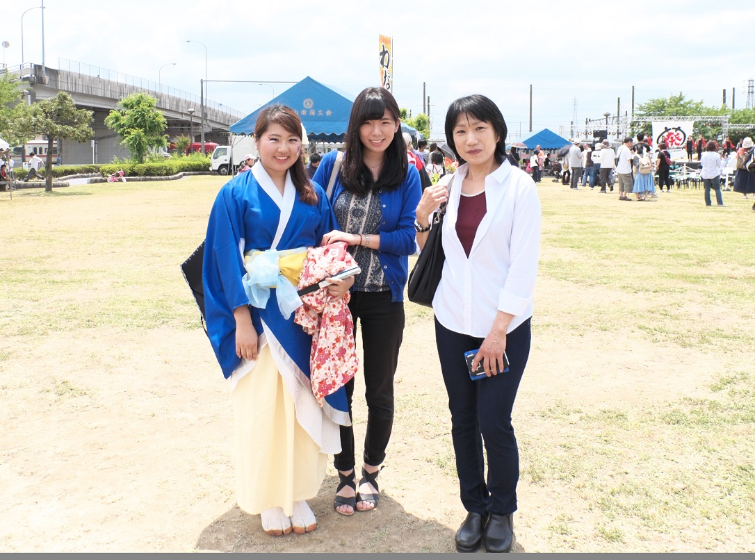 犬山踊芸祭「浜松学生連 鰻陀羅」_f0184198_15534899.jpg