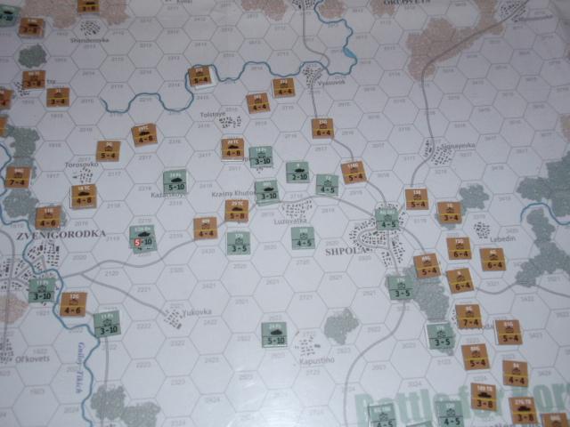 CHS/CMJ「コルスンの戦い」ソロプレイ(2戦目)⑥_b0162202_1805679.jpg