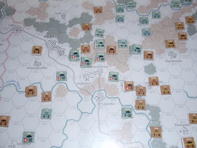 CHS/CMJ「コルスンの戦い」ソロプレイ(2戦目)⑥_b0162202_1813566.jpg