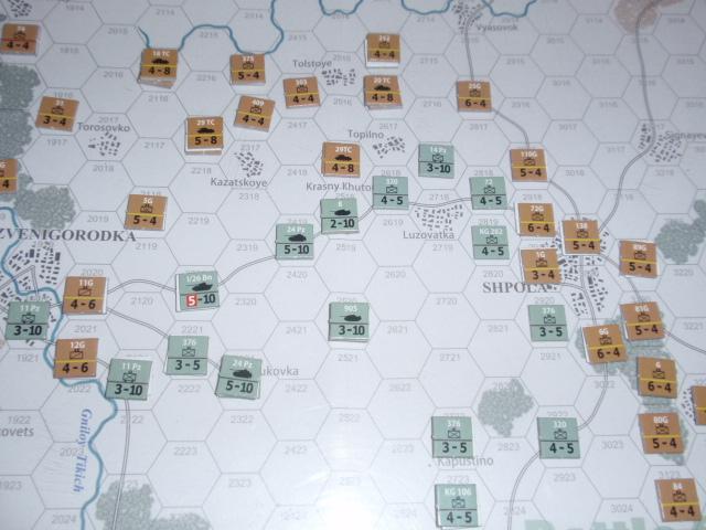 CHS/CMJ「コルスンの戦い」ソロプレイ(2戦目)⑥_b0162202_1821228.jpg