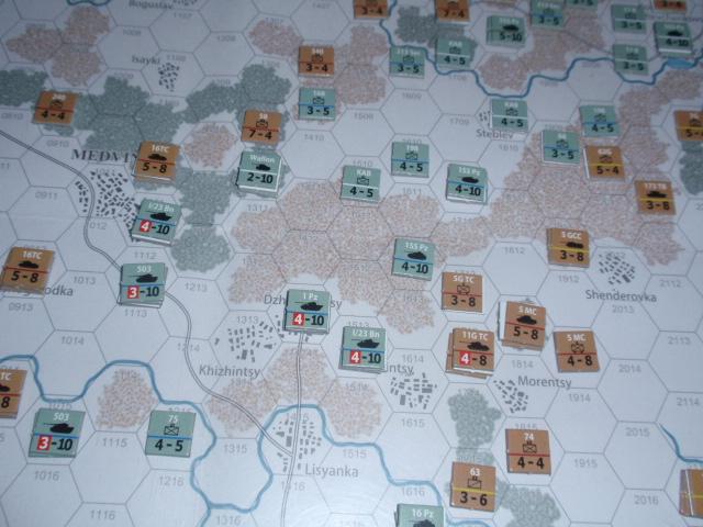 CHS/CMJ「コルスンの戦い」ソロプレイ(2戦目)⑥_b0162202_1822946.jpg