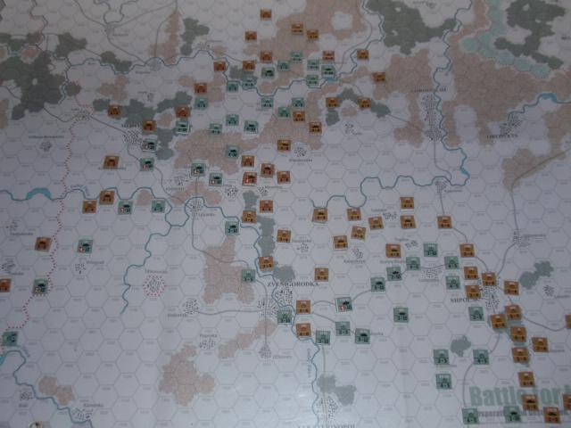 CHS/CMJ「コルスンの戦い」ソロプレイ(2戦目)⑥_b0162202_1824410.jpg