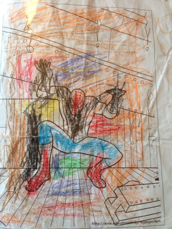 シオン3歳8ヶ月〜端午の節句に母の日に初めての運動会_e0253026_6173036.jpg
