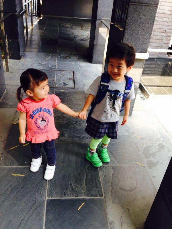 シオン3歳8ヶ月〜端午の節句に母の日に初めての運動会_e0253026_6173172.jpg