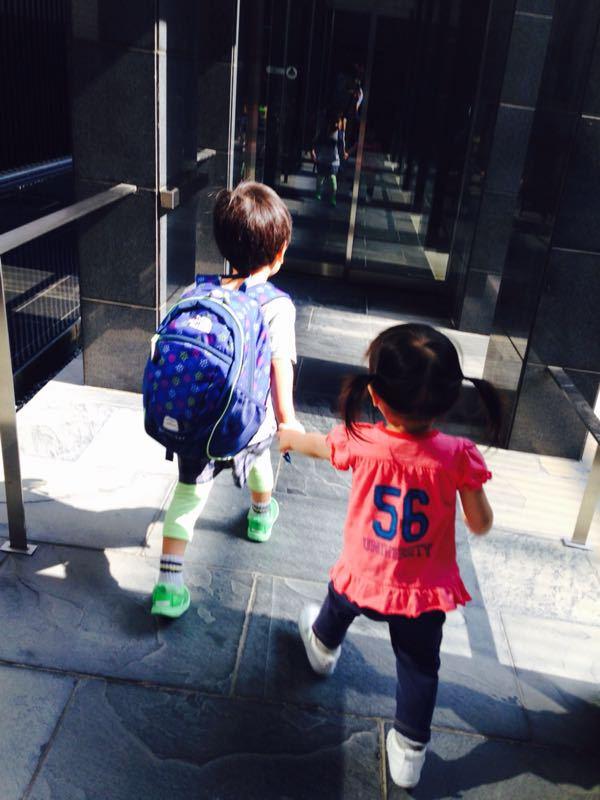 シオン3歳8ヶ月〜端午の節句に母の日に初めての運動会_e0253026_6173268.jpg