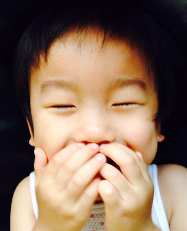 シオン3歳8ヶ月〜端午の節句に母の日に初めての運動会_e0253026_6173485.jpg