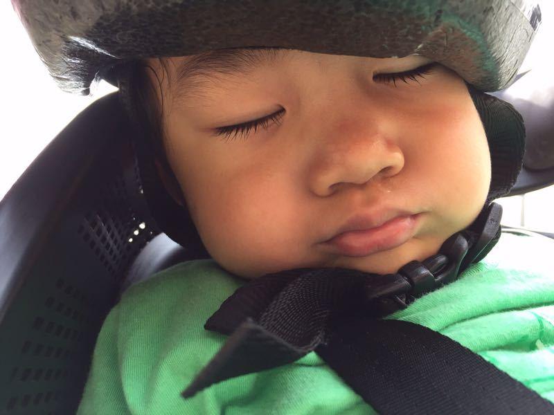シオン3歳8ヶ月〜端午の節句に母の日に初めての運動会_e0253026_6173627.jpg