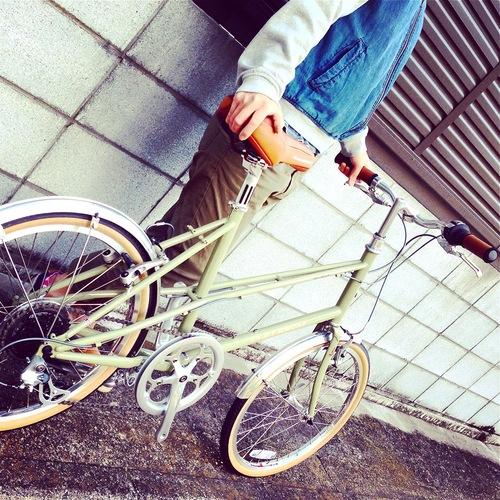自転車の ラレー 自転車 ミニベロ : RSM RSW Sport Mixte ラレー ミニベロ ...