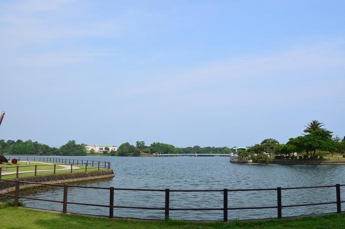"""""""彫刻と湖と花~ときわ公園をプチ散歩""""_d0153941_17591586.jpg"""