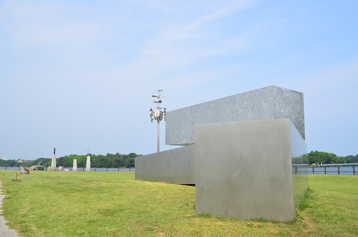 """""""彫刻と湖と花~ときわ公園をプチ散歩""""_d0153941_17591987.jpg"""