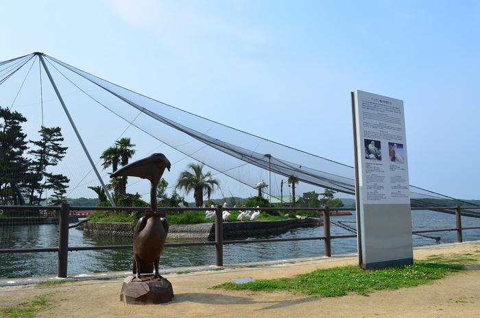 """""""彫刻と湖と花~ときわ公園をプチ散歩""""_d0153941_1801238.jpg"""