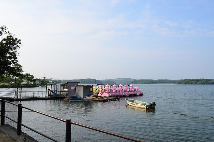 """""""彫刻と湖と花~ときわ公園をプチ散歩""""_d0153941_18152724.jpg"""