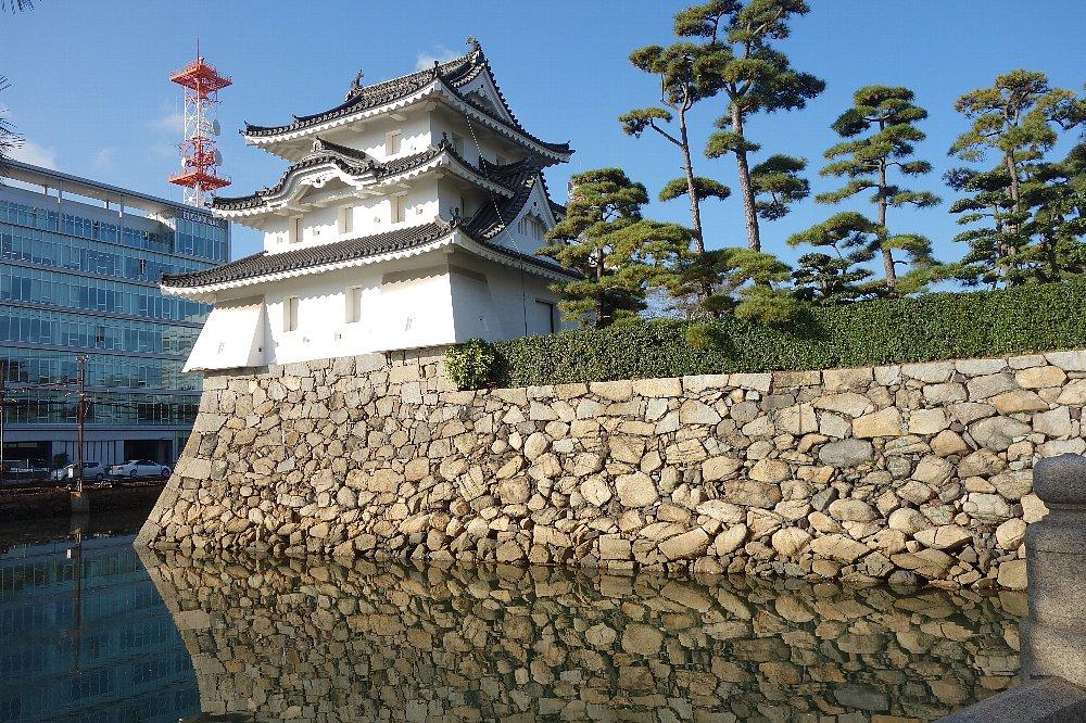 玉藻公園 高松城旧東之丸艮櫓_c0112559_111851.jpg