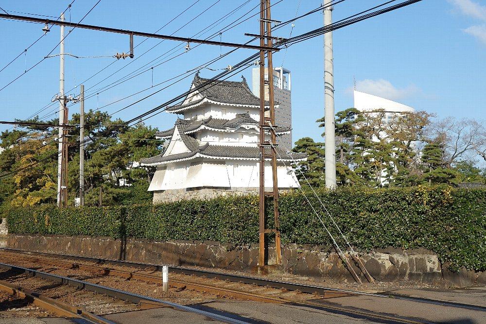 玉藻公園 高松城旧東之丸艮櫓_c0112559_1121078.jpg