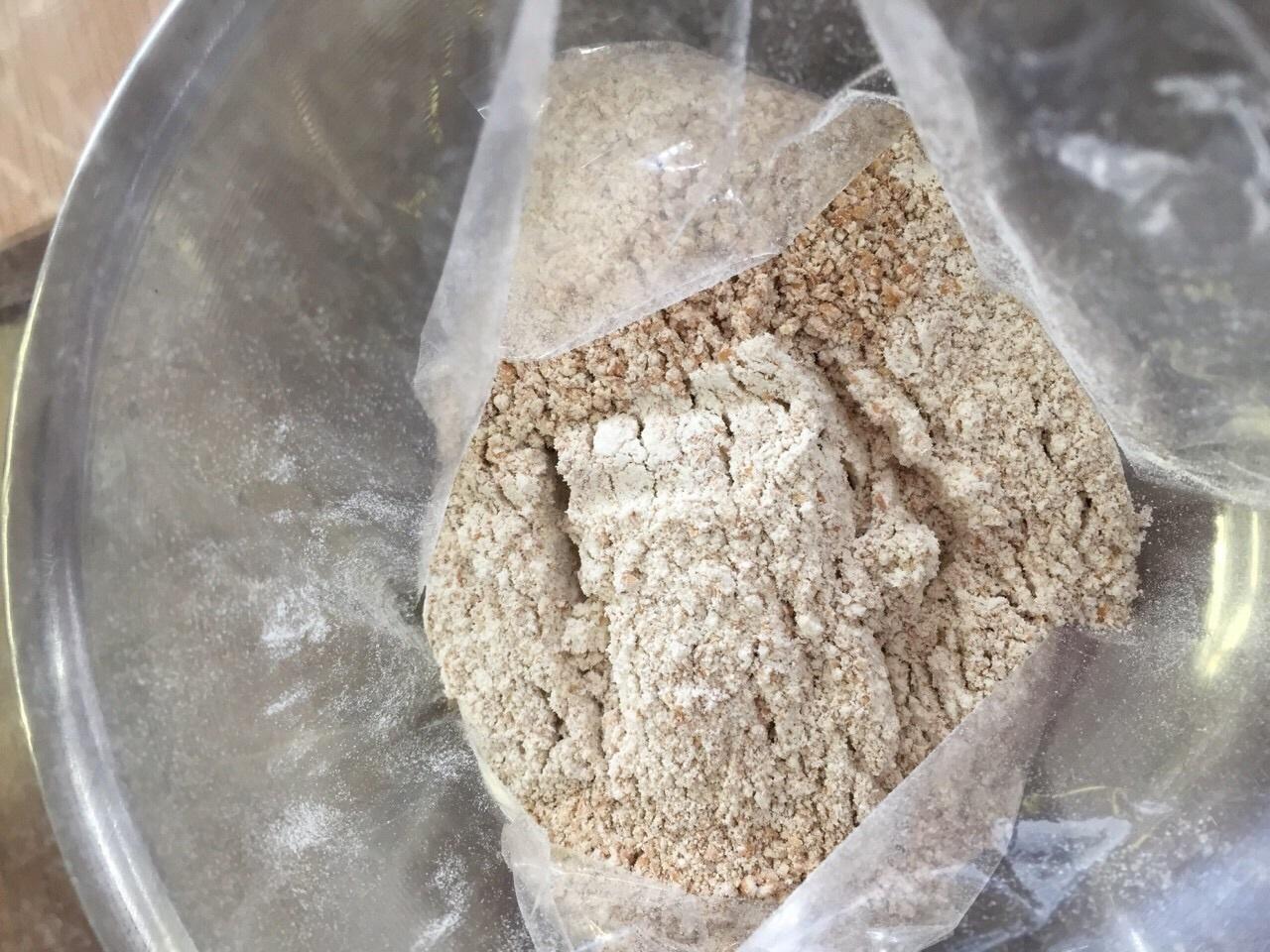 育てた小麦でクッキー作り_f0324461_02002311.jpg