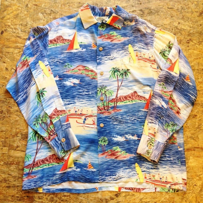今日のイチ押し!『Vintage Aloha Shirts』_b0121563_16512819.jpg
