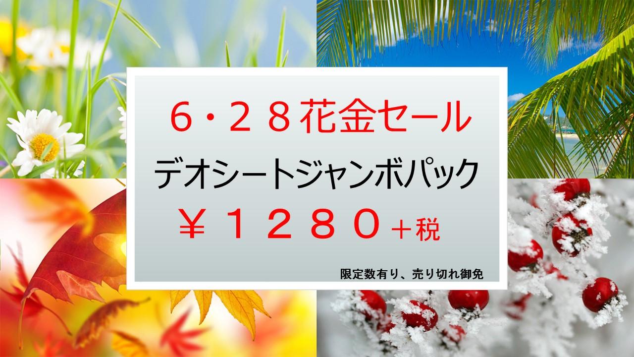 150623 花金セール&イベント告知_e0181866_9594360.jpg