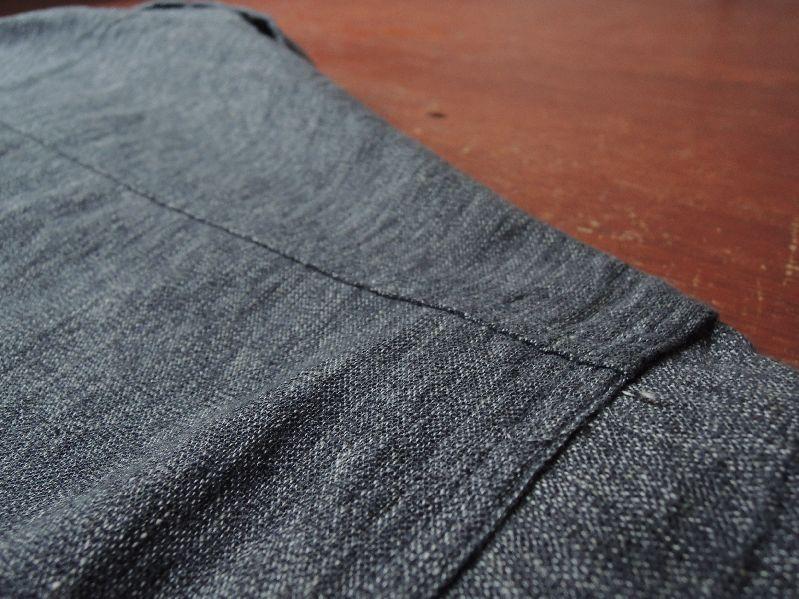 50S BIGMAC BLACK CHAMBRAY SHIRT--RECOMMEND--_c0176867_1418034.jpg