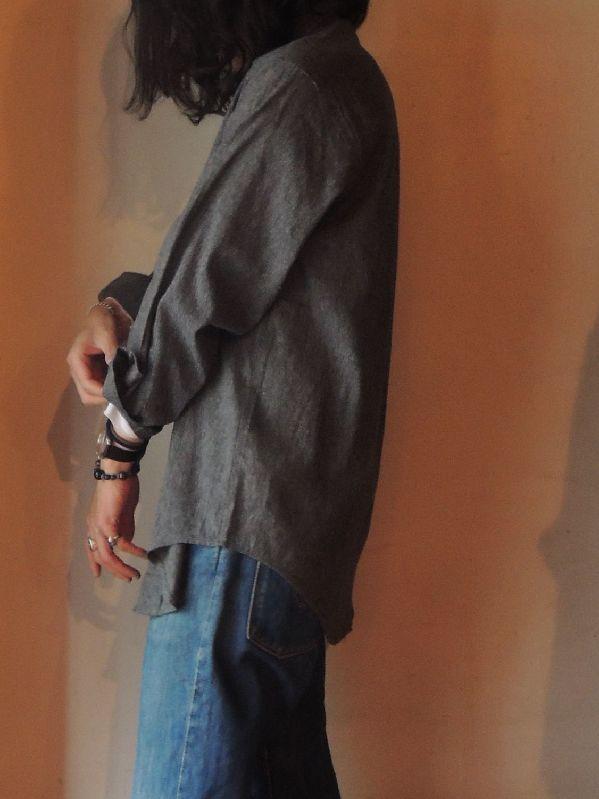 50S BIGMAC BLACK CHAMBRAY SHIRT--RECOMMEND--_c0176867_14294432.jpg