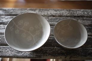 ③茶碗・深鉢=ウエダキヨアキさんの器が到着!_f0226293_7284712.jpg