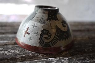 ③茶碗・深鉢=ウエダキヨアキさんの器が到着!_f0226293_730298.jpg