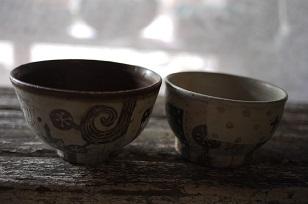③茶碗・深鉢=ウエダキヨアキさんの器が到着!_f0226293_7312532.jpg