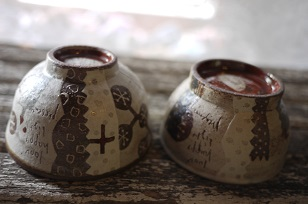 ③茶碗・深鉢=ウエダキヨアキさんの器が到着!_f0226293_7313743.jpg